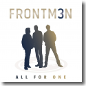 Cover:  Frontm3n - All For One