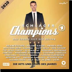 Cover: Schlagerchampions 2020 - Das große Fest der Besten - Various Artists