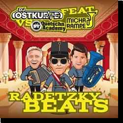 Cover: DJ Ostkurve vs. Quetschn Academy feat. Micha von der Rampe - Radetzky Beats