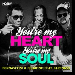 Cover: Bernasconi & Belmond feat. Farenizzi - You're My Heart, You're My Soul