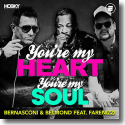 Cover:  Bernasconi & Belmond feat. Farenizzi - You're My Heart, You're My Soul