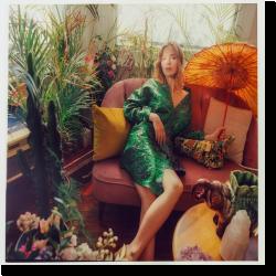 Cover: Gabrielle Aplin - Dear Happy