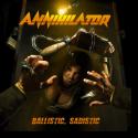 Cover:  Annihilator - Ballistic, Sadistic