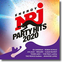 Cover: ENERGY Party Hits 2020 - Various Artists