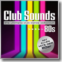 Cover:  Club Sounds 80s - Various Artists