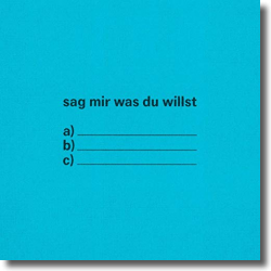 Cover: Clueso - Sag mir was du willst