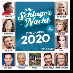 Cover: Die Schlagernacht des Jahres 2020 - Die Erste - Various Artists