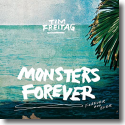 Cover:  Tim Freitag - Monster Forever