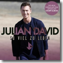 Cover:  Julian David - So viel zu leben