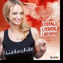 Cover:  Pia Malo - Leben, Lieben, Lachen