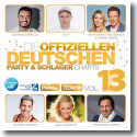 Cover:  Die offiziellen deutschen Party & Schlager Charts Vol. 13 - Various Artists