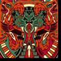 Cover:  Junglelyd - Junglelyd