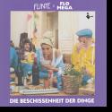 Cover:  Flinte & Flo Mega - Die Beschissenheit der Dinge