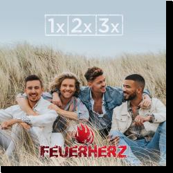 Cover: Feuerherz - 1x2x3x