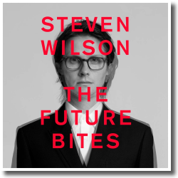 Cover: Steven Wilson - The Future Bites