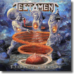Cover: Testament - Titans Of Creation