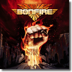 Cover: Bonfire - Fistful Of Fire
