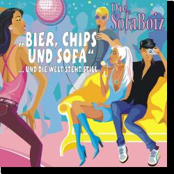 """Cover: Die SofaBoiz - """"Bier, Chips und Sofa"""