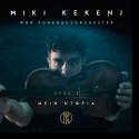 Cover:  MIKI Kekenj &  WDR Funkhausorchester und Curse - Mein Utopia - Opus 2