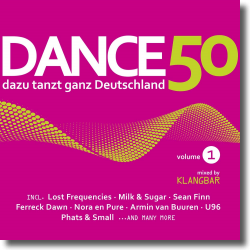 Cover: Dance 50 Vol. 1 - Various Artists