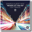 Cover:  Dimaro & Albert Neve feat. Mingue - Never Let You Go