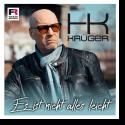 Cover:  HK Krüger - Es ist nicht alles leicht