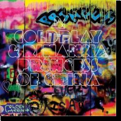 Cover: Coldplay feat. Rihanna - Princess Of China