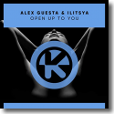 Cover: Alex Guesta & ILITSYA - Open Up To You