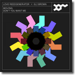 Cover: Love Regenerator, Eli Brown & Calvin Harris - Moving