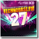 Cover:  TechnoBase.FM Vol. 27 - Various Artists