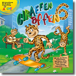 Cover: Giraffenaffen 6 - Various Artists