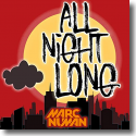 Cover:  Marc Numan - All Night Long