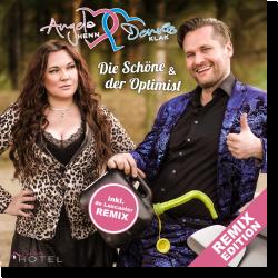 Cover: Angela Henn & Dennis Klak - Die Schöne und der Optimist