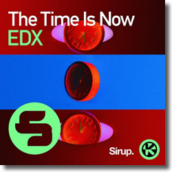 Cover: EDX - The Time Is Now