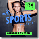 Cover: Kontor Sports - Nonstop Powermix - Various Artists