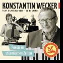 Cover: Konstantin Wecker, Fany Kammerlander & Jo Barnikel - Poesie in stürmischen Zeiten