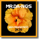 Cover:  Mr.Da-Nos - San Francisco 2K20
