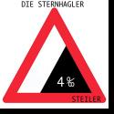 Cover: Die Sternhagler - Steiler