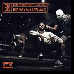 Cover: Juri - Bratans aus Favelas 2