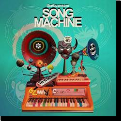 Cover: Gorillaz feat. Tony Allen & Skepta - Song Machine: How Far?