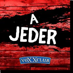 Cover: voXXclub - A jeder