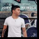Cover:  Joey Heindle - Wir hören nicht auf
