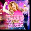 Cover: Miriam von Oz - Feiern mit Bier in der Hand
