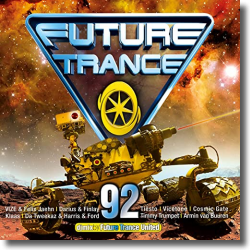 Cover: Future Trance 92 - Various Artists