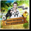 Cover: Andy Bar - Bevor das letzte Bier getrunken ist