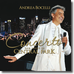 Cover: Andrea Bocelli - Concerto: One Night in Central Park
