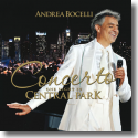 Cover:  Andrea Bocelli - Concerto: One Night in Central Park