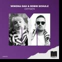 Cover: Winona Oak & Robin Schulz - Oxygen