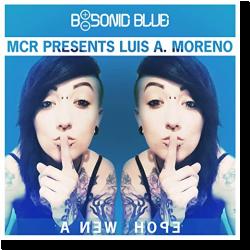 Cover: MCR & Luis A. Moreno - A New Hope