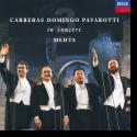 Cover: José Carreras, Plácido Domingo & Luciano Pavarotti - Carreras, Domingo, Pavarotti In Concert